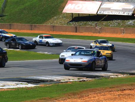 Next Event: AER Series @ Road Atlanta