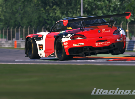Race Preview: 12H Monza 24H Series E-Sports