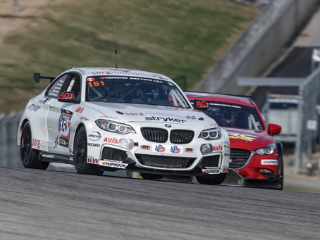 Race Recap: 24H Series COTA USA