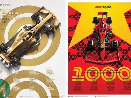 F1 Reaches 1,000 Races!