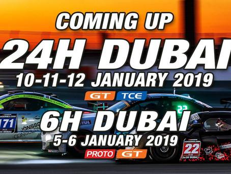 Race Preview: 2019 Dubai 24 Hours