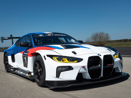 BMW M Motorsport presents the BMW M4 GT3 at the Nürburgring: First test race just around the corner.