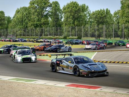 Race Recap: 24H Series E-Sports 12H Monza & My First Real E-Sports Event