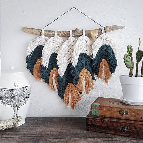 Saffron Feathers