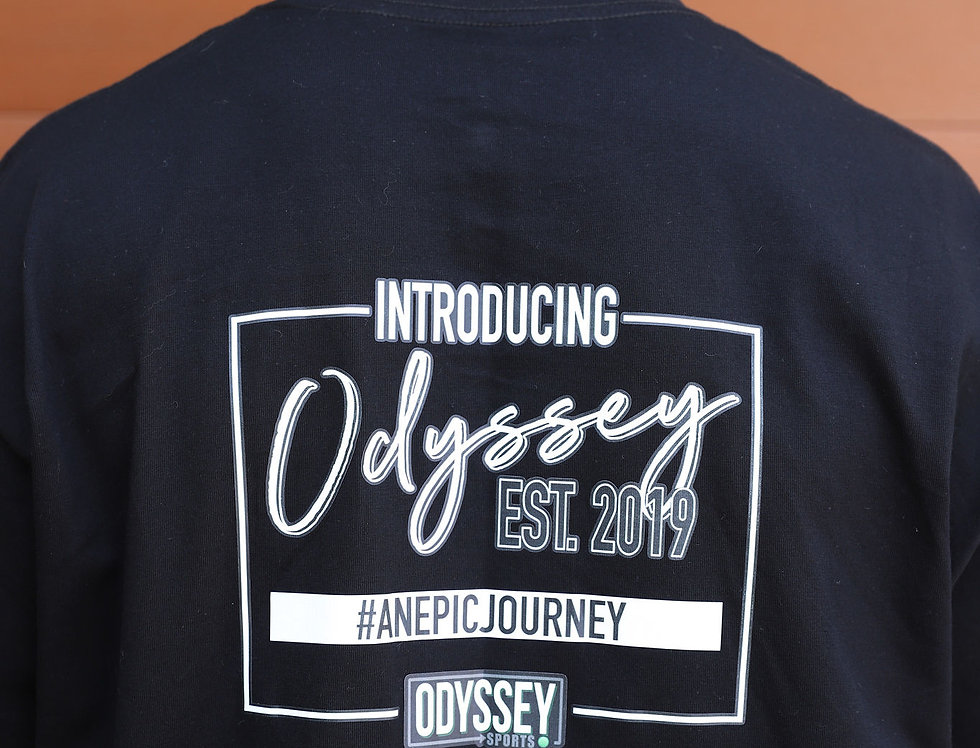 Mens Introducing Odyssey Tee