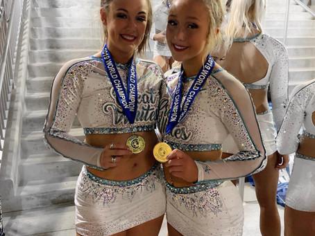 3x World Champion | Emily Vesterfelt | Great White Sharks