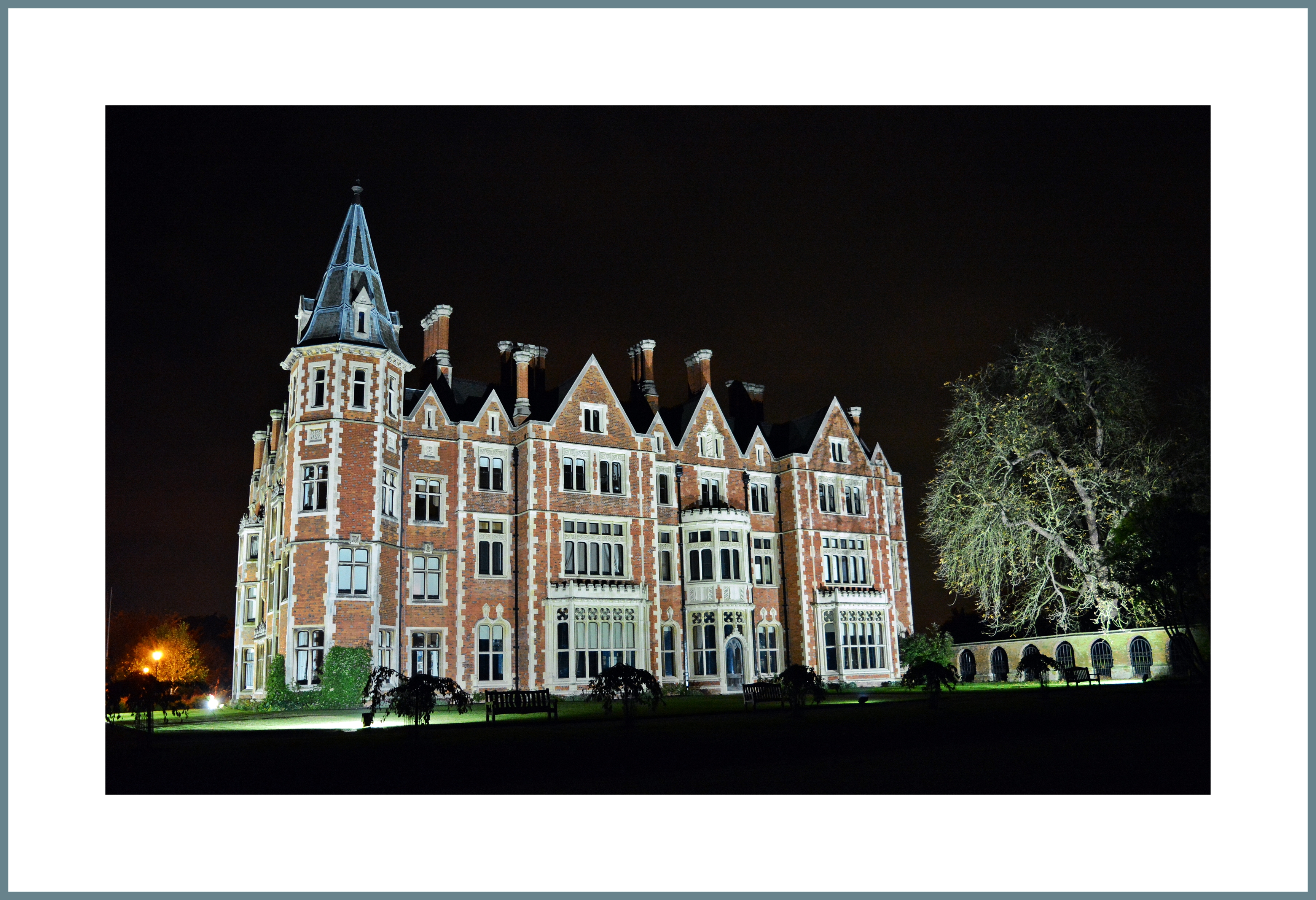 Taplow Court - SGI UK