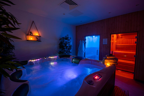 Relaxing Spa Room