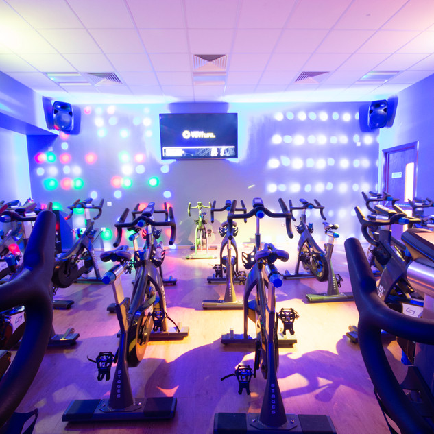 Cycling room