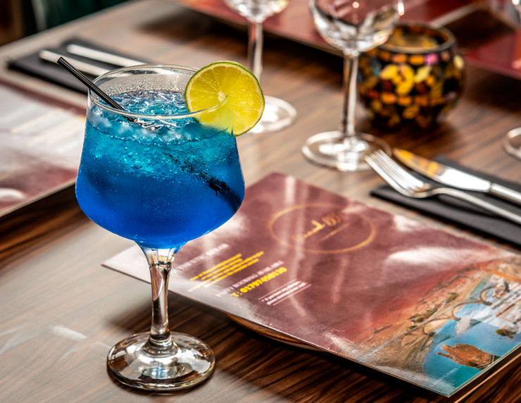 Blue Vodka