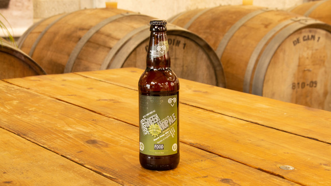 Fresh Hopped Kentish Ale Green Hop Ale