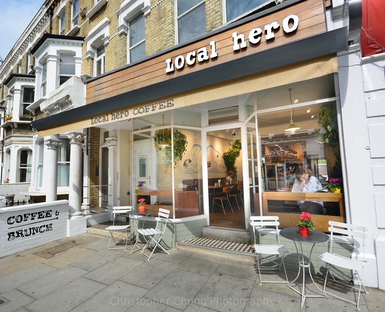 Fulham shop