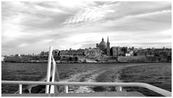The city of Valletta