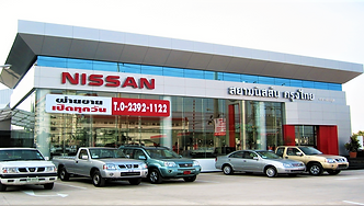 Siam Nissan Krungthai Show Room