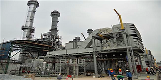 iRPC-CHP Power Plant