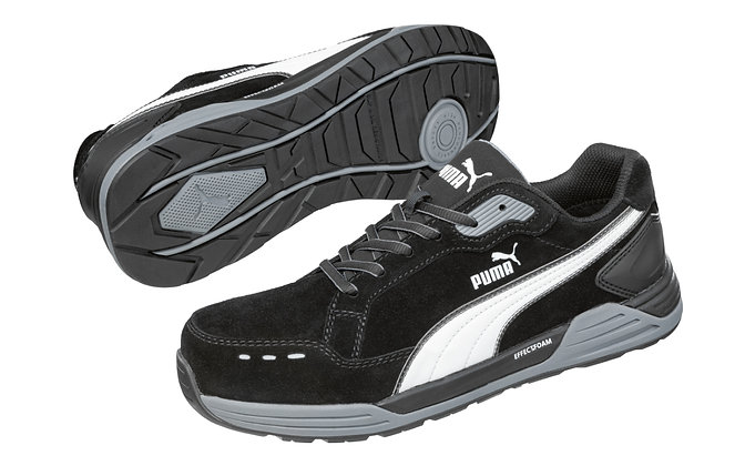Puma Safety Airtwist Black/White