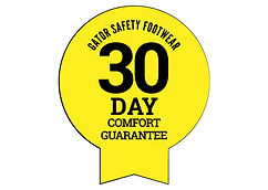 30 Day Comfort Guarantee