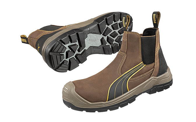 Puma Safety Tanami Brown