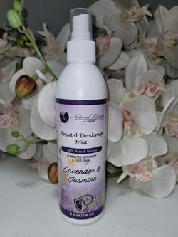 Deoderant - Lavender & Jasmine