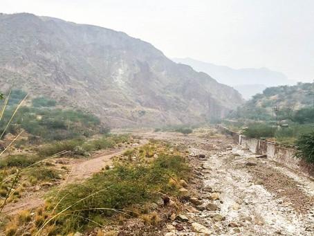 Travel Journey to Himalayan Salt Range