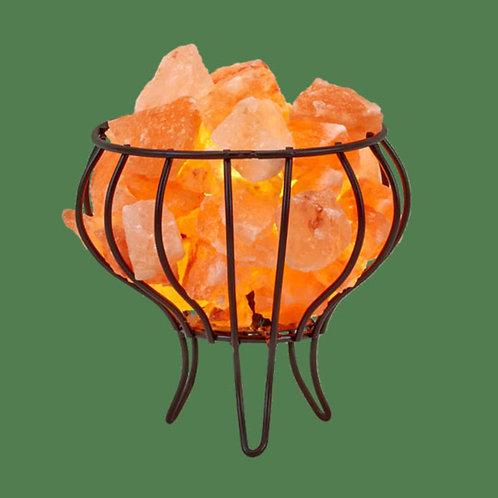 Himalayan Salt Lamp with Chunks