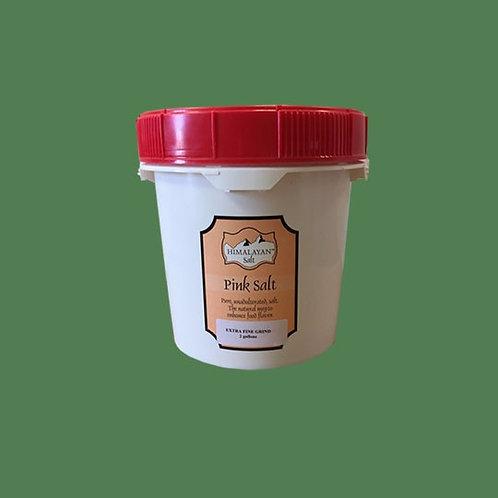 Himalayan Gourmet Salt Pink Fine 5lb