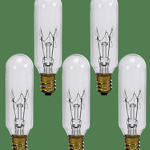 Replacement Bulb 15W 5 pcs