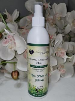 Deoderant - Tea Tree & Floral