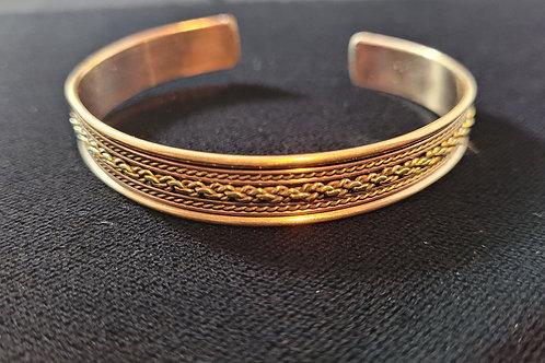 Pure Copper Cuff Link