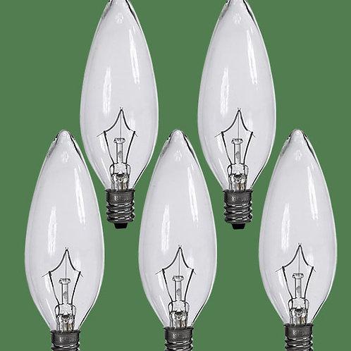 Replacement Bulb 60W 5 pcs