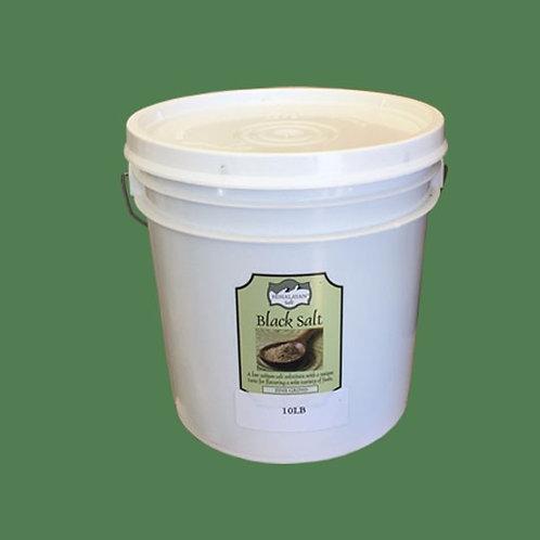 Himalayan Gourmet Salt Black Fine 25lb