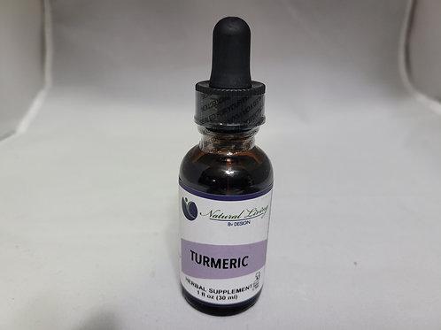 Turmeric Liquid Extract 1oz