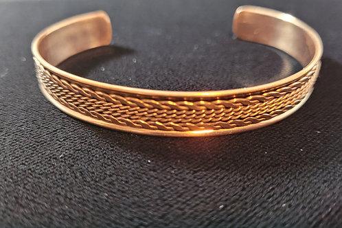 Pure Copper Cuff Chain