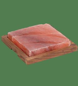 Himalayan Salt Plank Large w holder SP-150