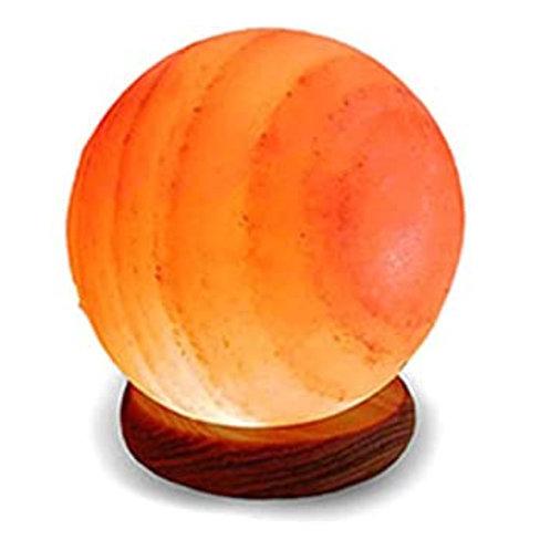 Himalayan Salt Lamp Pink Sphere