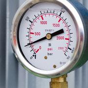Gas Pressure Test