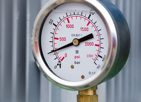 Pressure Testing