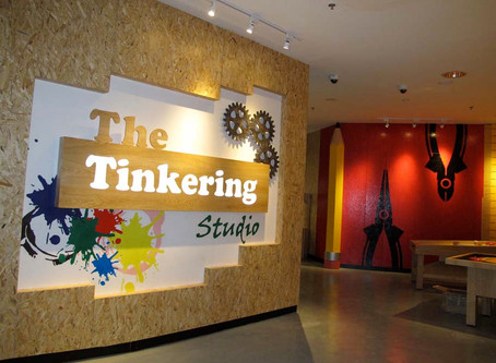 Join a Tinkering Workshop in Singapore!