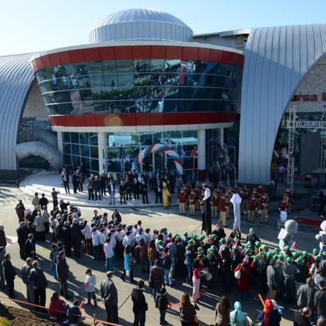 Bursa Science and Technology Center