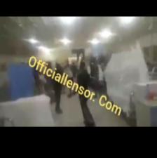 [Video] flexing In Corona isolation center