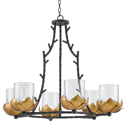 Water-Lily Large Chandelier