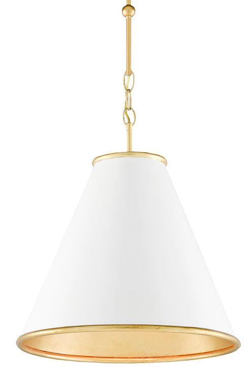 Pierrepont White Small Pendant