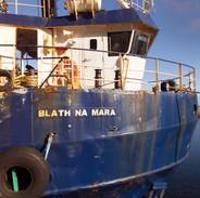 Blath Na Mara comes to visit