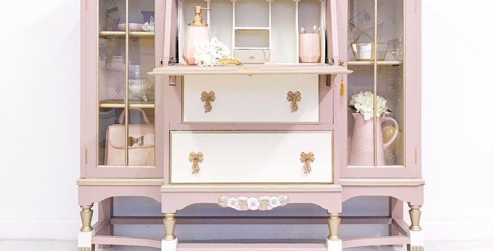 Jessica Rose Drinks Cabinet
