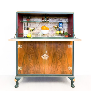 Admiral Adam Drinks Cabinet