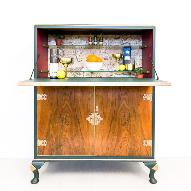 Admiral Adam Drinks Cabinet