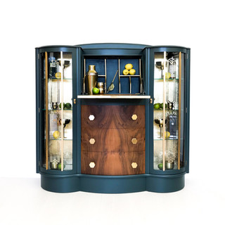 Harriet Drinks Cabinet