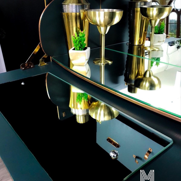 Angel Drinks Cabinet