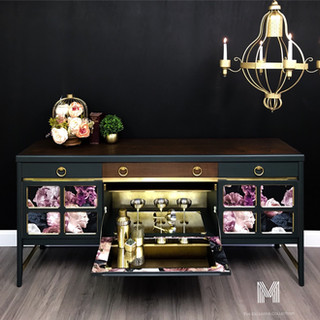 Envy Drinks Cabinet