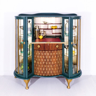 Finlay Drinks Cabinet